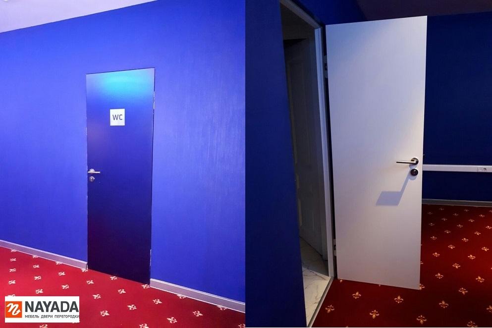 Фото Цвет дверей: Взрыв красок с NAYADA-Stels