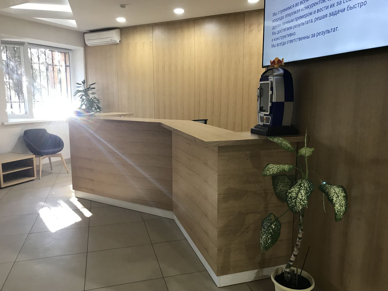 Фото Эргономичность, функциональность и надежность: NAYADA для Торговой компании Мегаполис-Казахстан