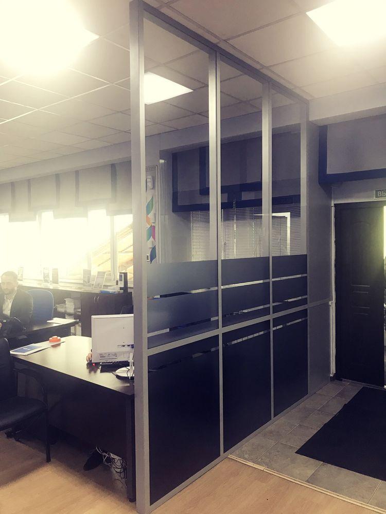 Фото Офисное зонирование без строительства