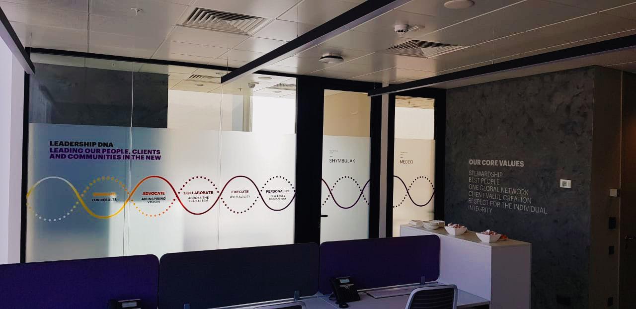 Фото Как совмещать системы? Компания NAYADA для наших постоянных заказчиков Офис Констракшн